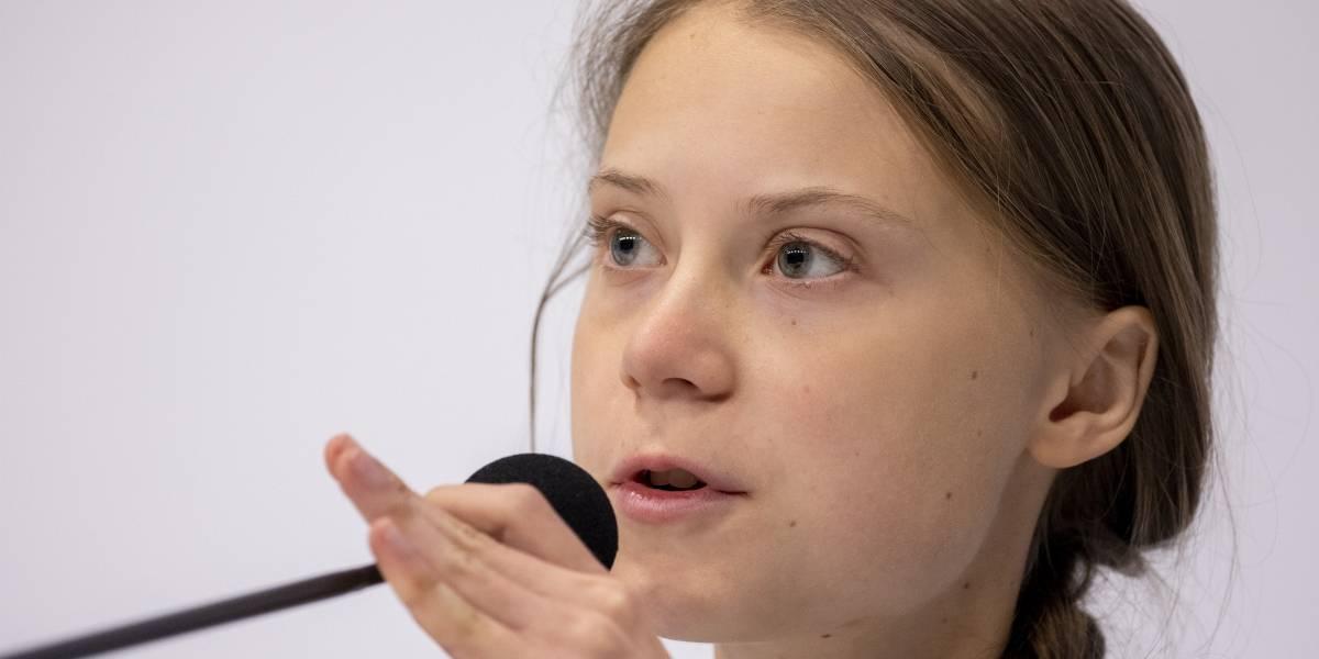 Bolsonaro chama Greta Thunberg de 'pirralha'; ativista de 16 anos responde