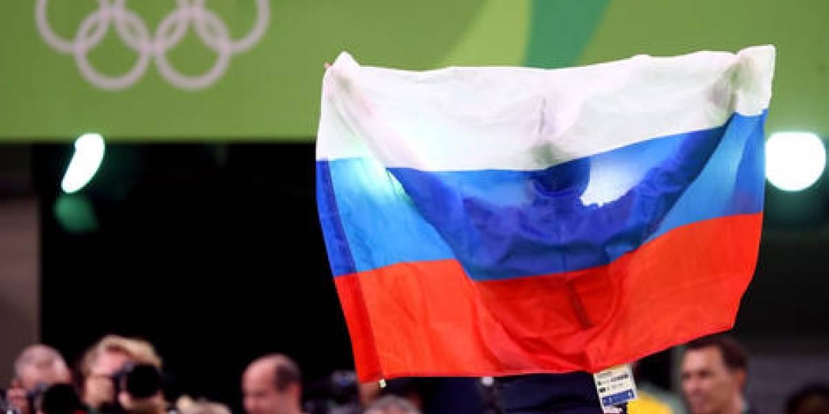 A Rusia se la acabó la fiesta… deportiva