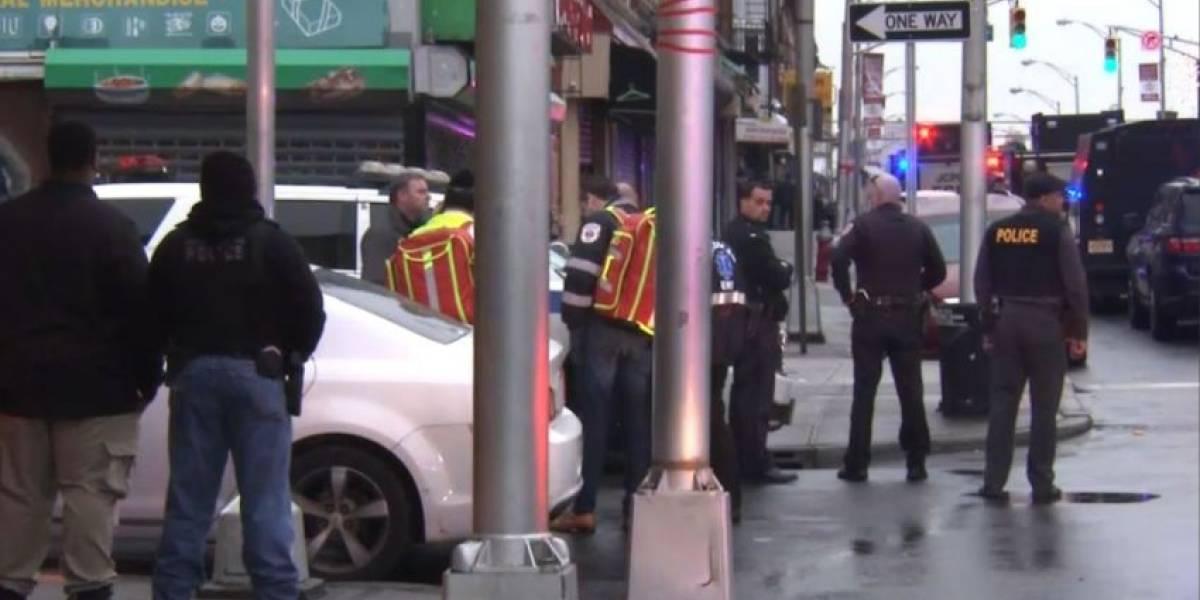 Tiroteo en Jersey City. Un oficial y cinco muertos tras masacre