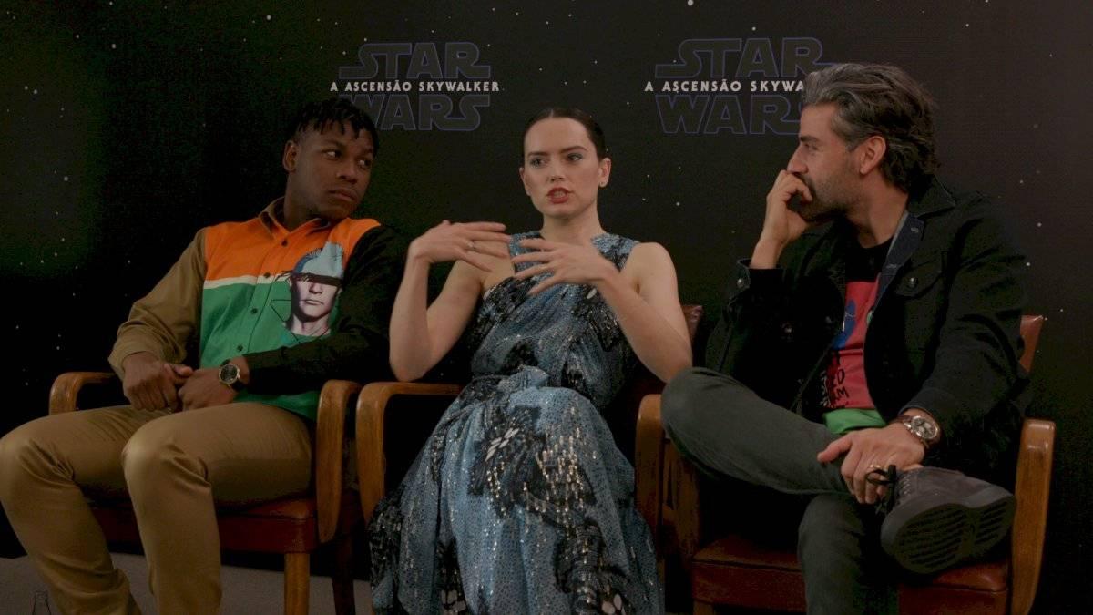 Daisy Ridley explica la carga física y emocional de interpretar a Rey en