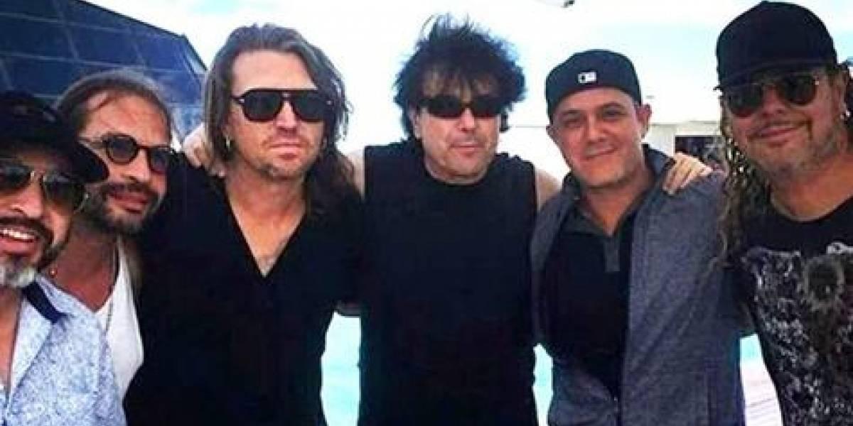 Maná y Alejandro Sanz listos para su concierto este sábado 14 en Punta Cana