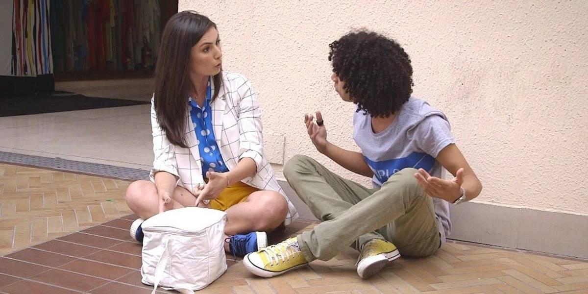 Me Poupe! Participante se estressa e manda Nath Arcuri calar a boca
