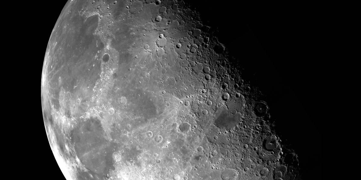 NASA revela como cria mapas da Lua