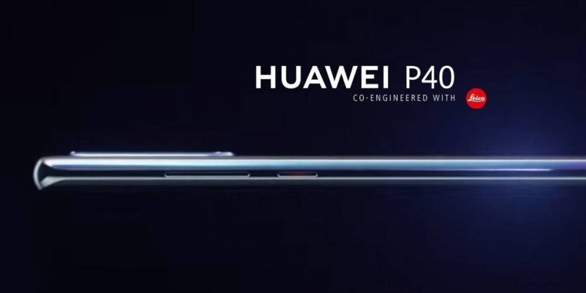 Huawei P40 tendría carga rápida similar a los modelos anteriores, según rumores