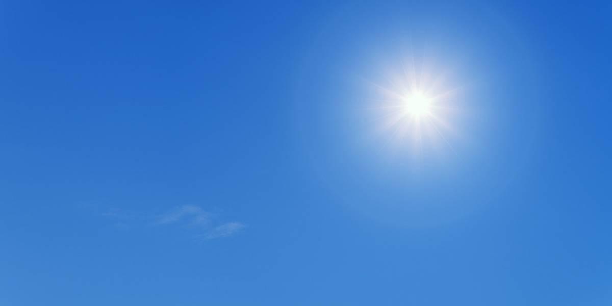 Pronóstico del clima para hoy martes 10 de diciembre