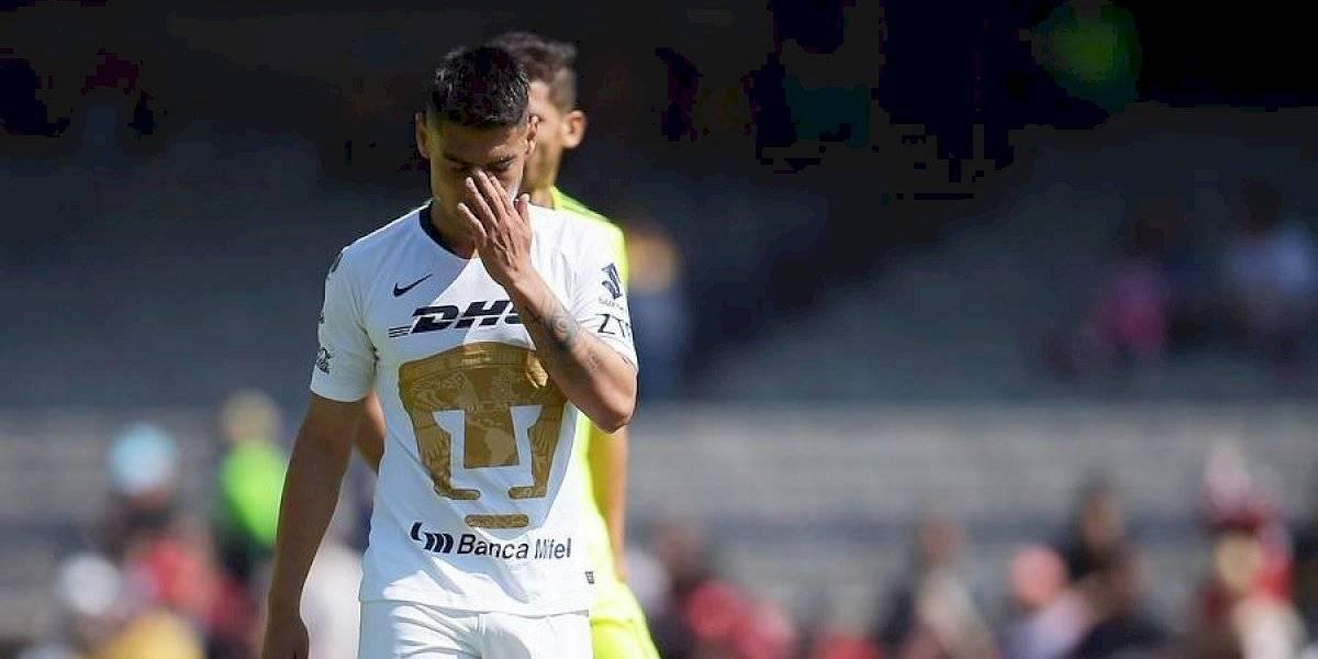 """Director deportivo de Pumas negó oferta de la U por Mora: """"En este caso no ha habido nada concreto"""""""