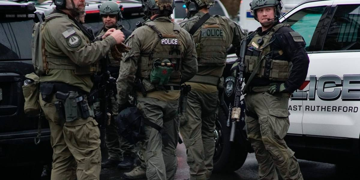 Reportan varios muertos en tiroteo en Jersey City