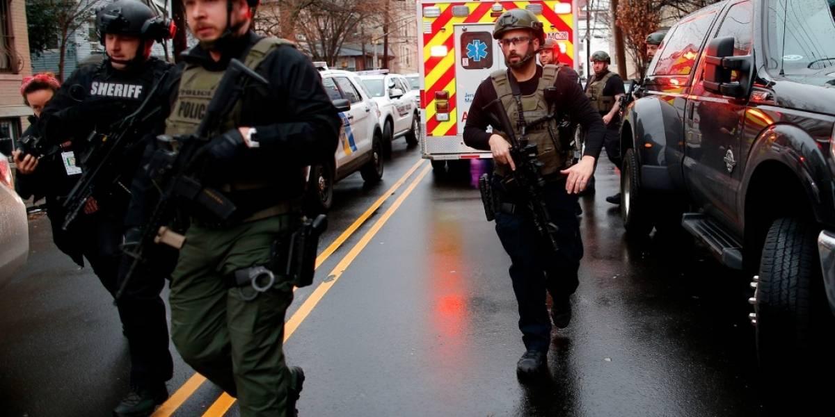 Confirman tiroteo en Nueva Jersey