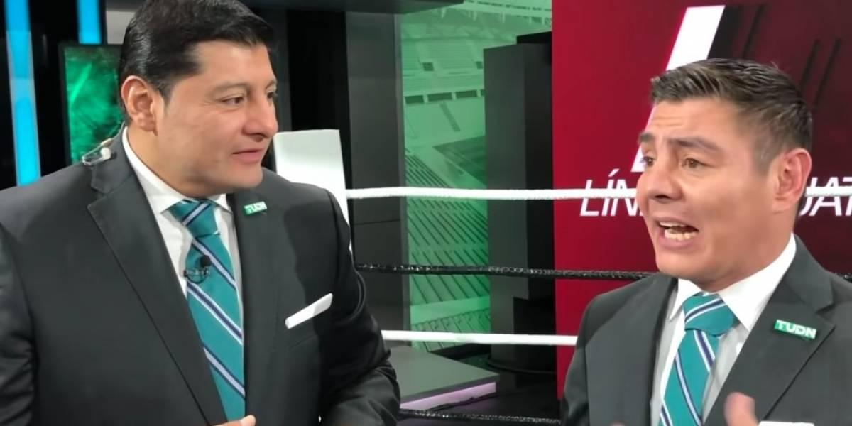 TUDN quiere a Carlos Aguilar como narrador en los partidos del Tricolor