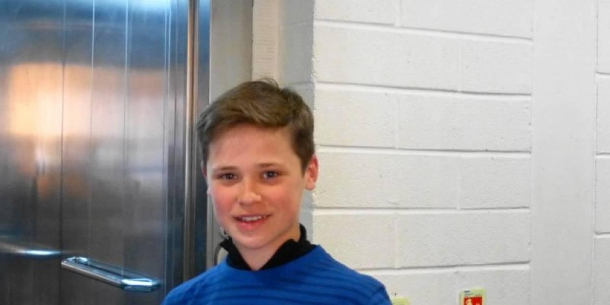 Jovem ator de 'Outlander' tem morte repentina aos 14 anos