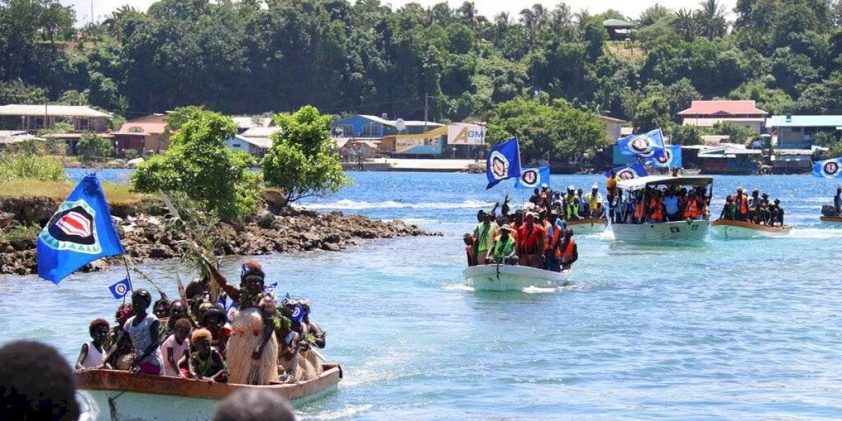 ¿La nación más joven del mundo? La lucha dela pequeña y remota isla Bougainville por convertirse en país independiente