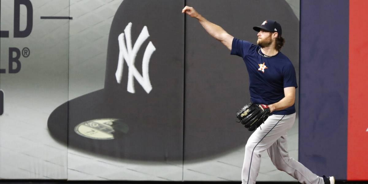 Histórico contrato por $324 millones de Gerrit Cole y los Yankees