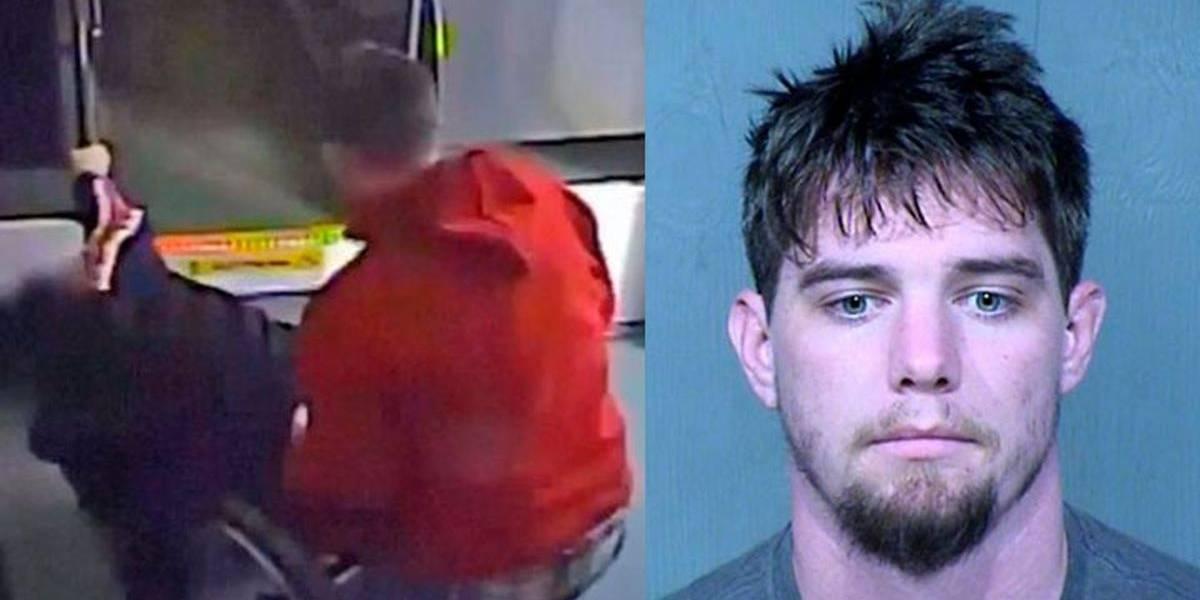 VIDEO: Intentó robar una silla de ruedas y casi termina linchado