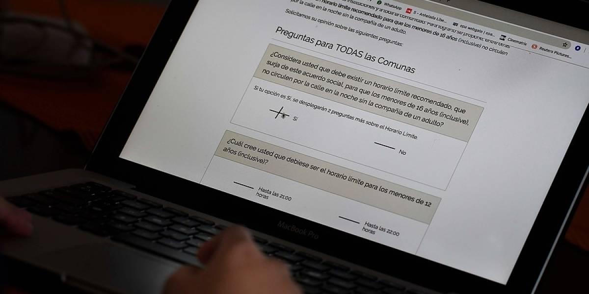 Consulta ciudadana: las comunas en las que se puede votar desde este miércoles y cómo hacerlo