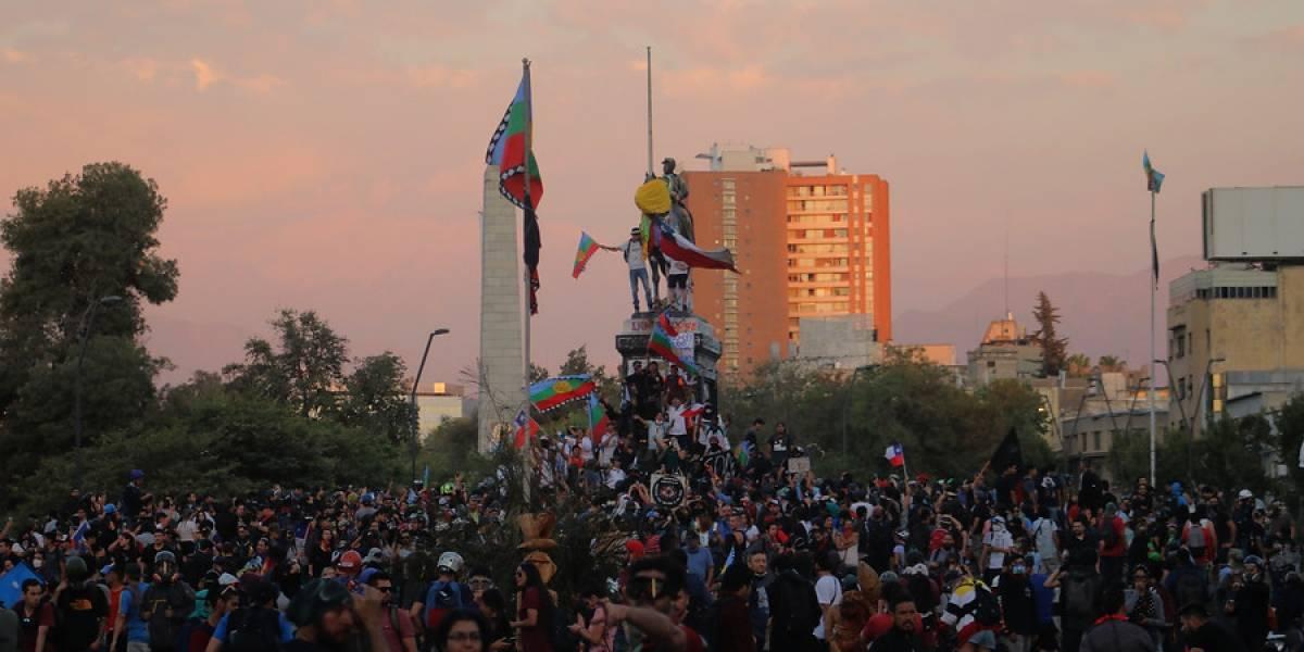 """""""Qué es una asamblea constituyente"""": los conceptos tras el estallido social que se transformaron en las mayores búsquedas de los chilenos en Google este año"""