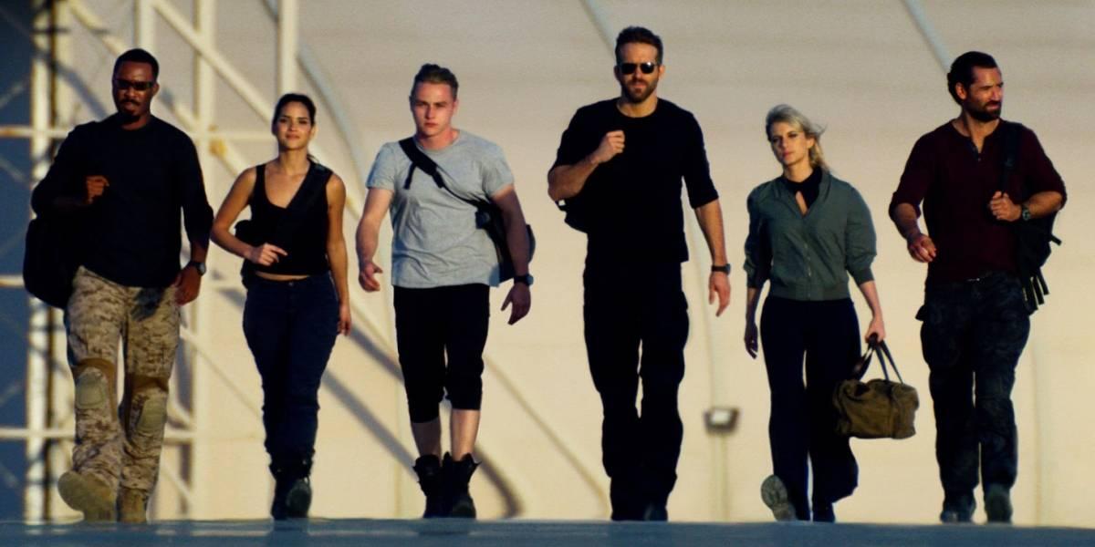 Ryan Reynolds y el elenco de '6 Underground' revelan detalles de la nueva película de Michael Bay
