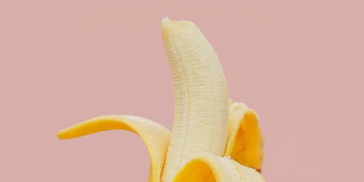 Máscara de banana para hidratar o cabelo seco