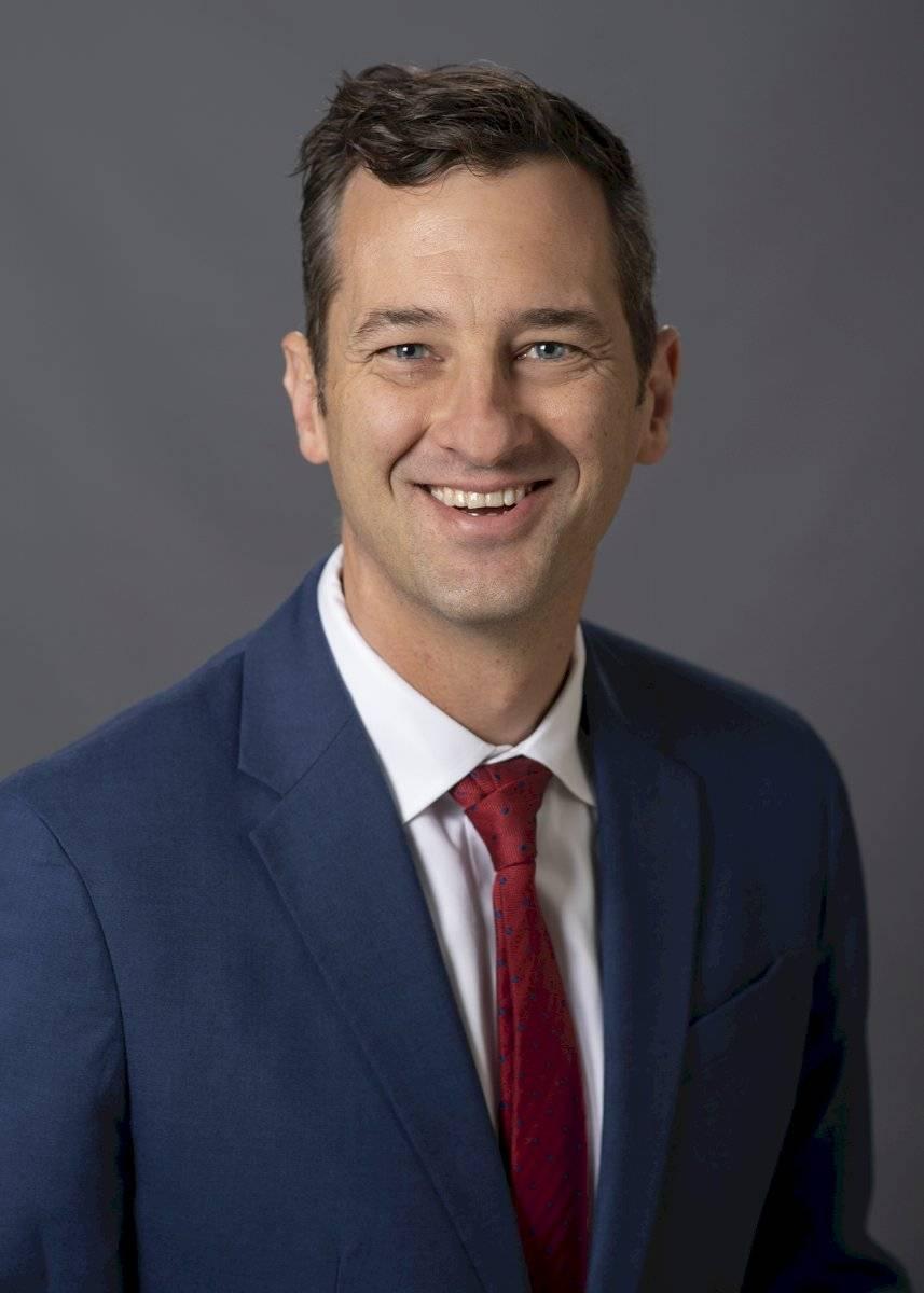 Chris Cooper, jefe del departamento de ciencias políticas y asuntos públicos de la Universidad de Western Carolina, EU.