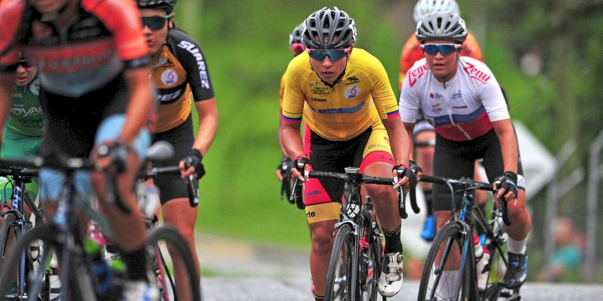 """Aranza Villalón a fondo: """"Es necesario que regrese la Vuelta Chile, es la motivación que le falta al ciclismo"""""""