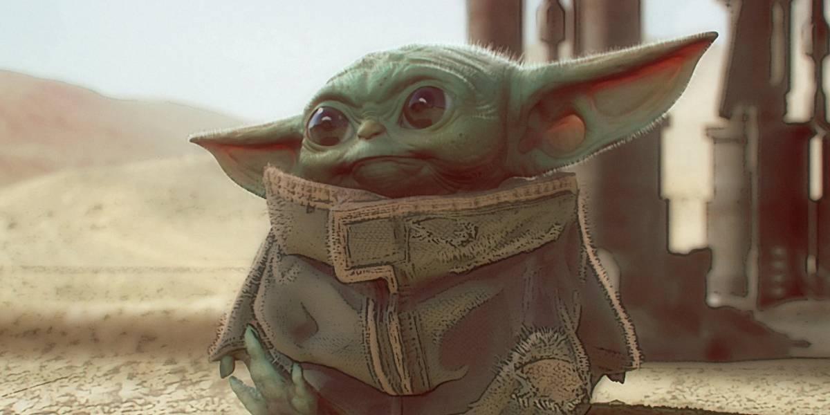 Gato que parece 'Bebê Yoda' se torna viral nas redes sociais