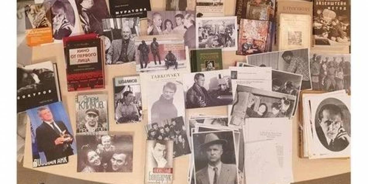 Exposición dedicada al centenario del Instituto de Cine ruso en Londres