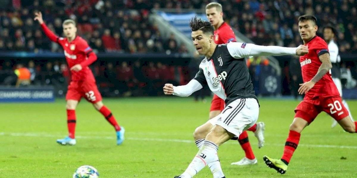 Bayer Leverkusen de Charles Aránguiz quedó eliminado de la Champions League tras caer con Juventus