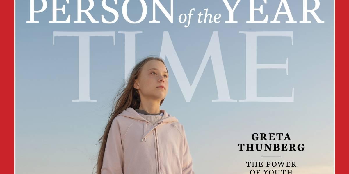 Greta Thunberg é eleita Pessoa do Ano pela revista Time