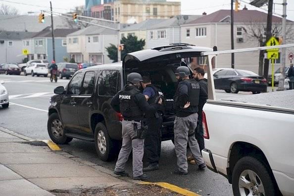 intenso tiroteo registrado en un supermercado de Jersey City