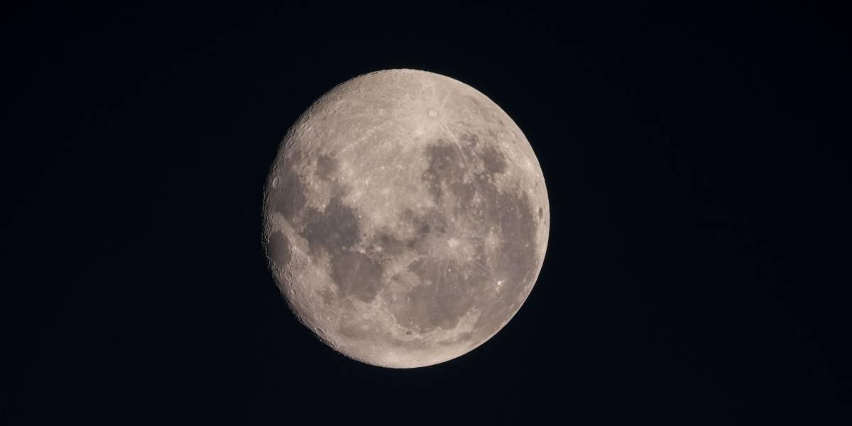 Última lua cheia da década será amanhã, sexta-feira 13
