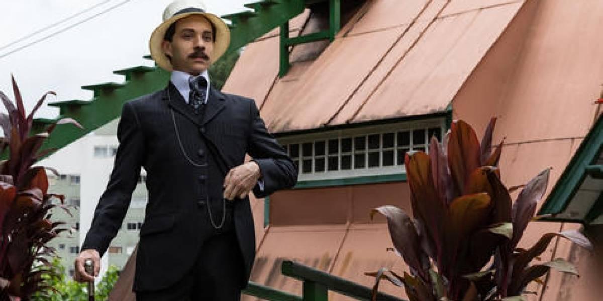 """JOÃO PEDRO ZAPPA: """"Me emociona que la historia de Santos Dumont sea contada a la altura  que merece"""""""