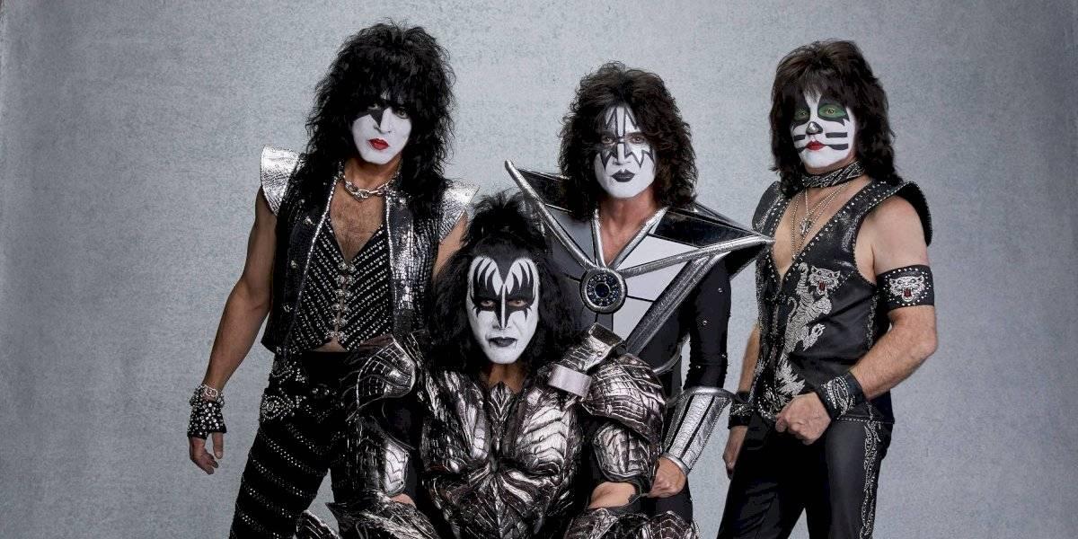 Kiss regresa a Chile para su última gira: revisa cómo y dónde obtener tus entradas