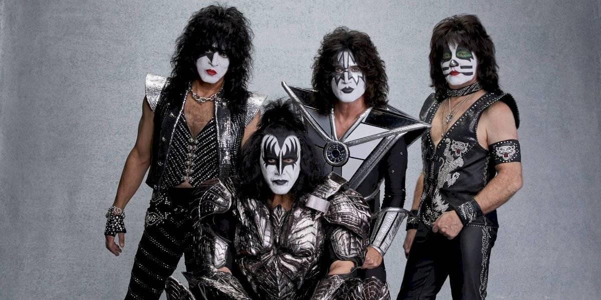 Kiss reagenda para noviembre su concierto de despedida en Chile
