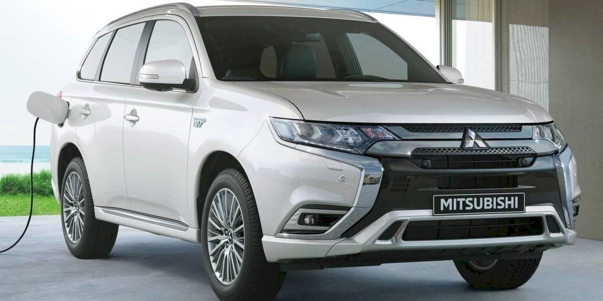 En Estados Unidos, el Ecológico Familiar del Año es el Mitsubishi Outlander PHEV