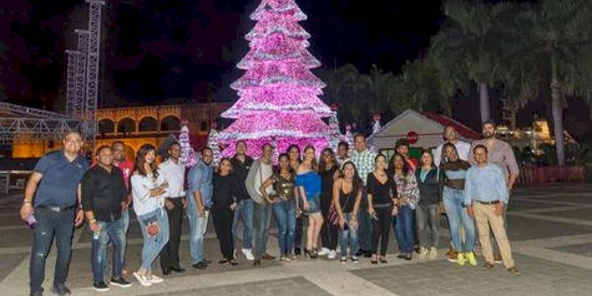 "Mr. Tours presentó plataforma ""Night-Tour"" con atracciones navideñas"