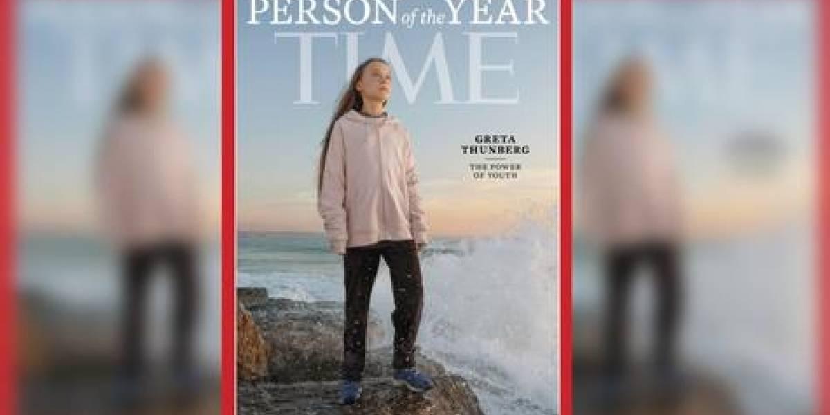 Greta Thunberg, Personaje del Año de Revista Time