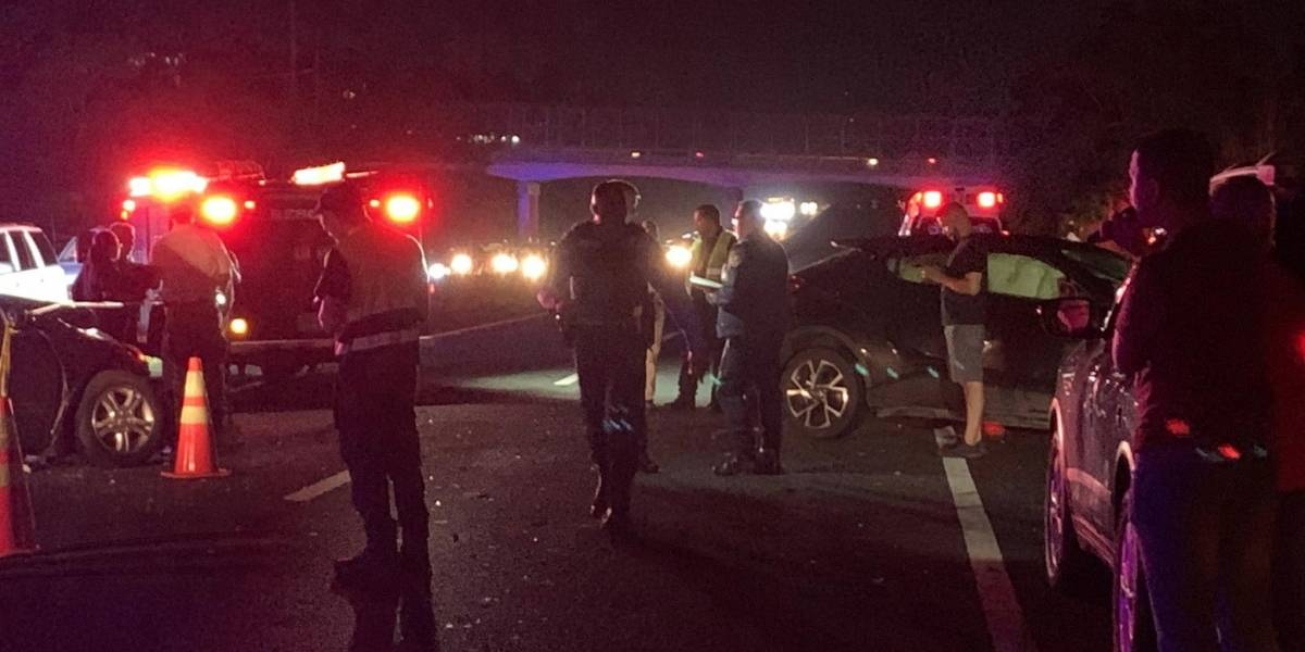 Reportan accidente de tránsito en la PR-30