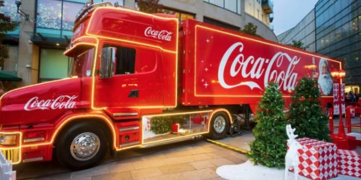 Recibirán a Santa Claus con caravana de Coca Cola