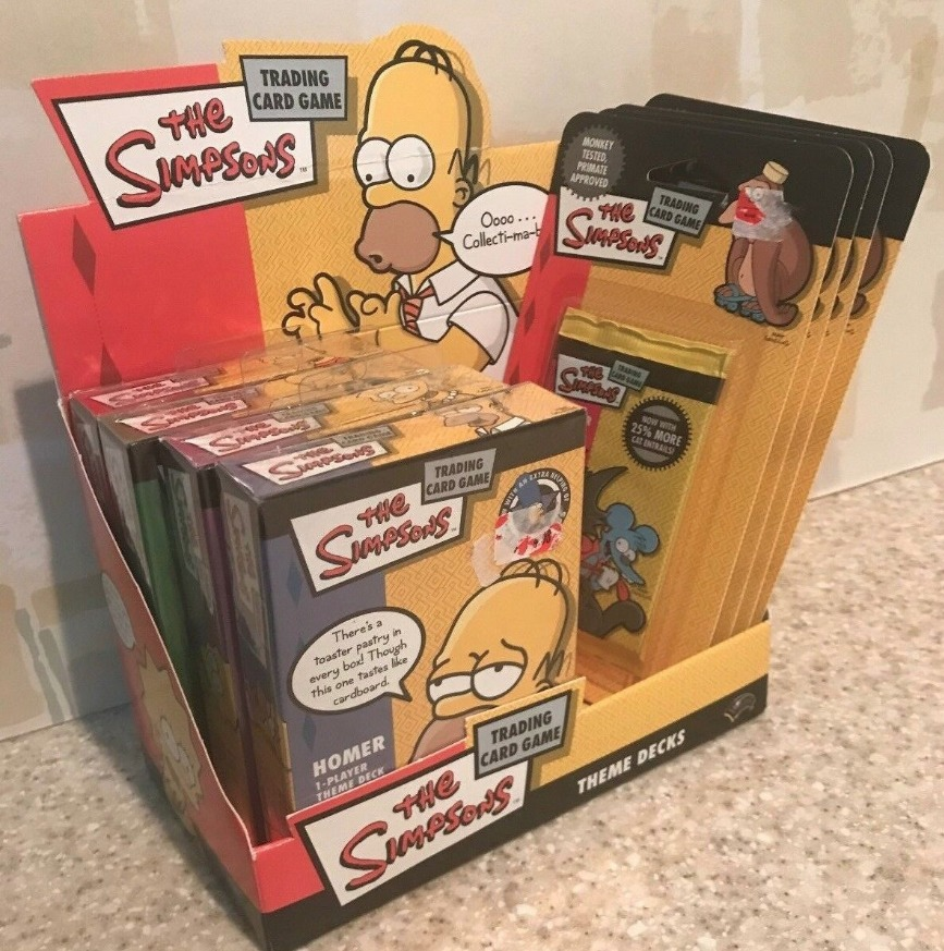 Los Simpson TCG