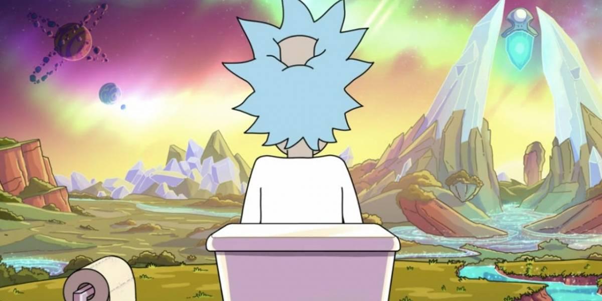 Cuarta temporada de Rick y Morty ya tiene fecha de lanzamiento en Netflix México