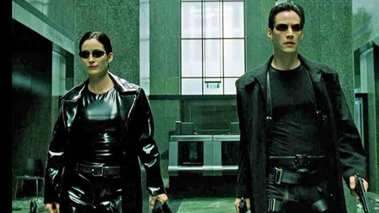 The Matrix 4 fecha