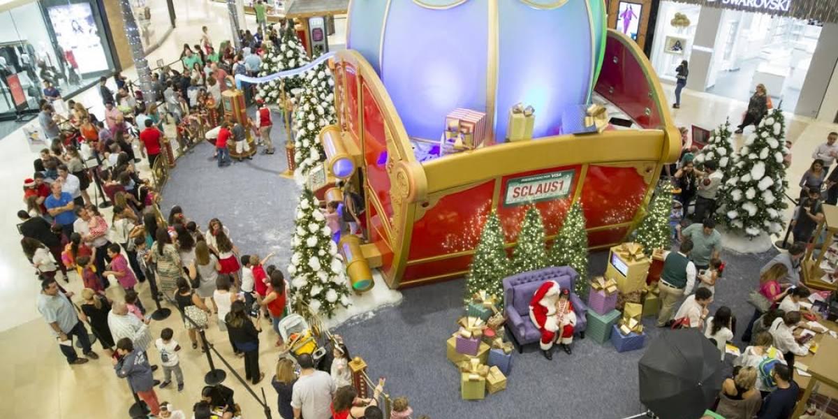The Mall Of San Juan anuncia horario extendido durante el periodo navideño