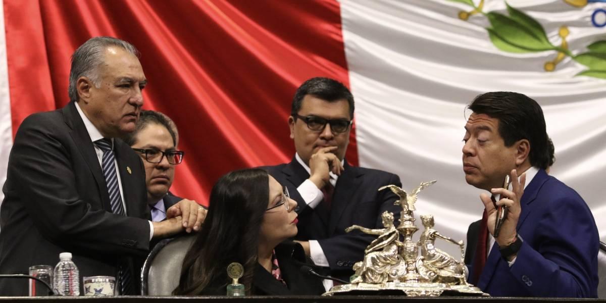 Diputados de Morena definen temas prioritarios de la 4T