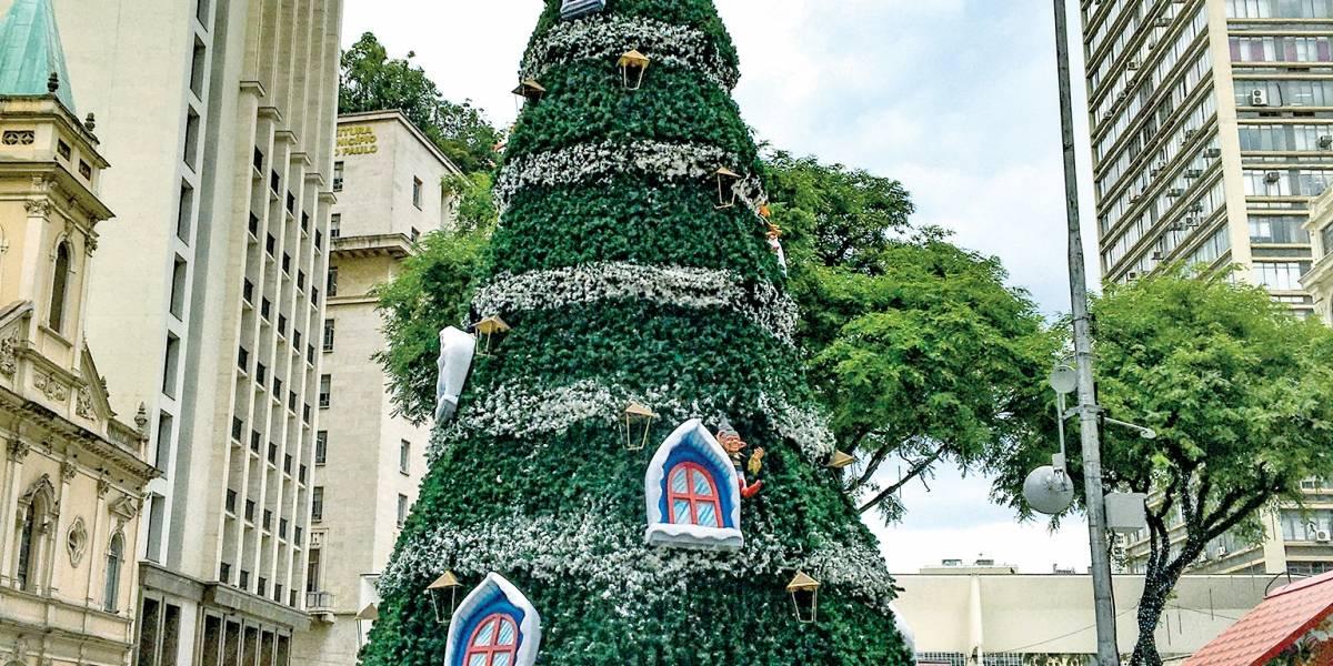 Festival de Natal terá shows e paradas a partir desta sexta em São Paulo