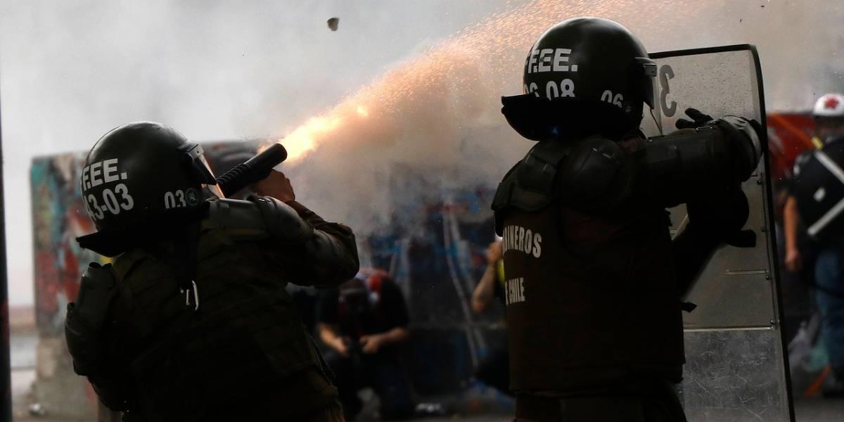 Las 48 horas de lucha de la menor con riesgo vital víctima de la violencia policial