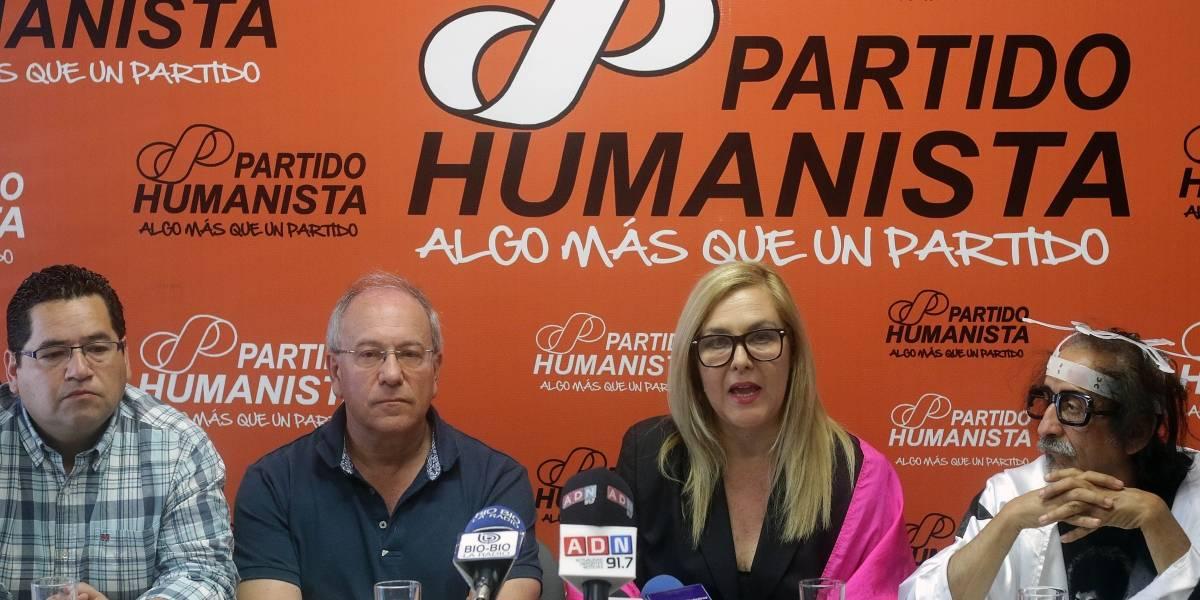 Se acabó el romance: Partido Humanista abandona el Frente Amplio
