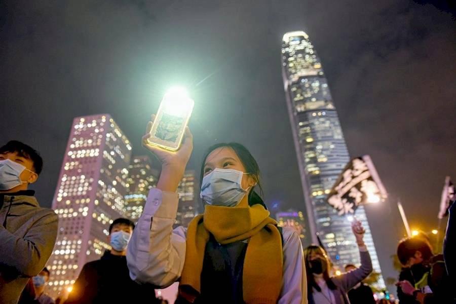 Aunque el 9 de junio se registró la primera manifestación multitudinaria de esta oleada, la del 12 -que es la que se conmemora este jueves- fue en la que la lucha se amplió y empezaron a popularizarse las cinco demandas de los manifestantes. EFE