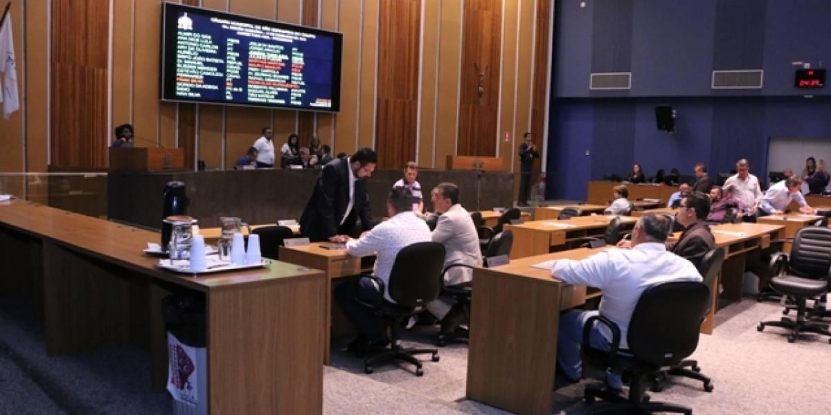Câmara de São Bernardo aprova aumento de 26,5% no salário dos vereadores