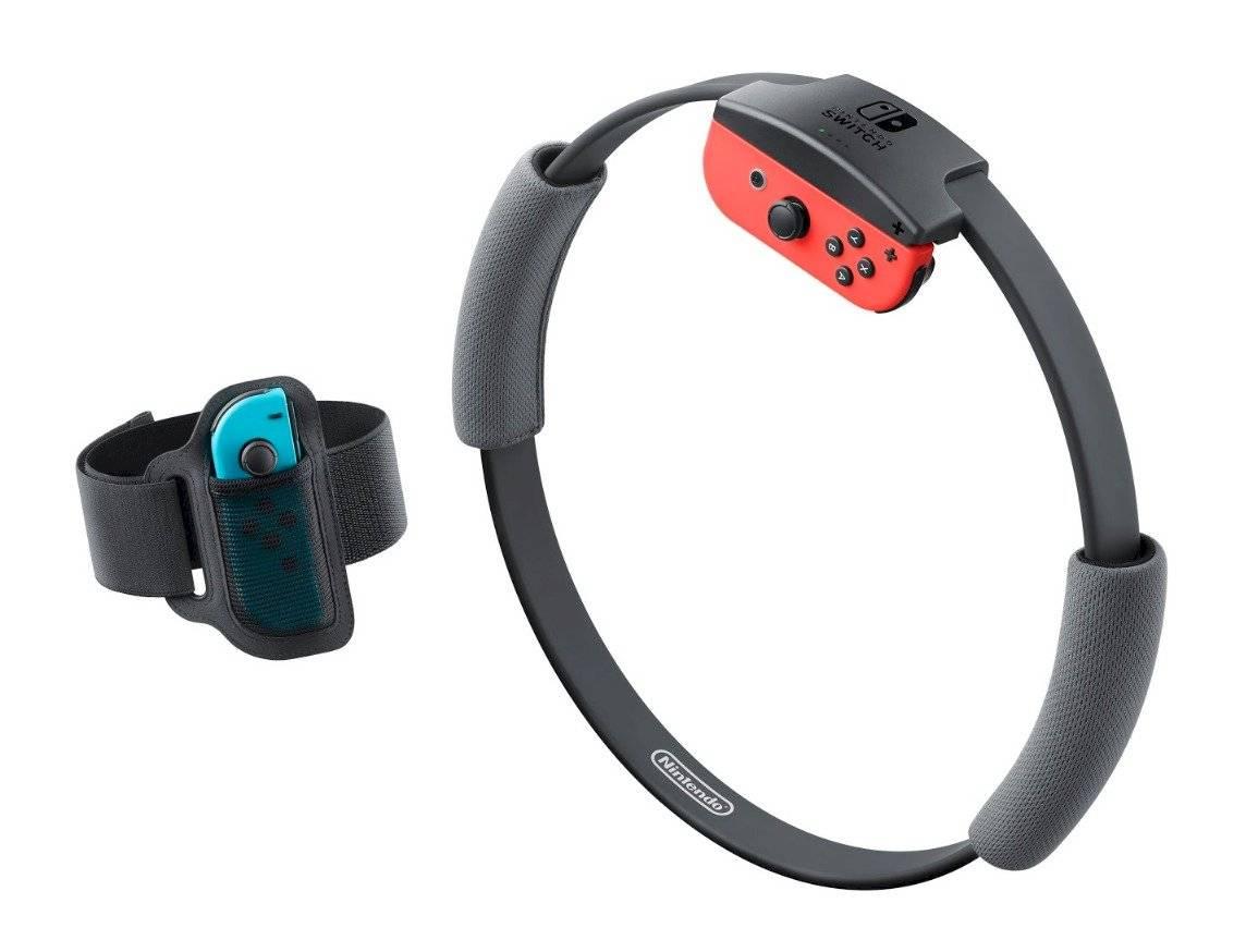 Nintendo's Ring Fit Adventure