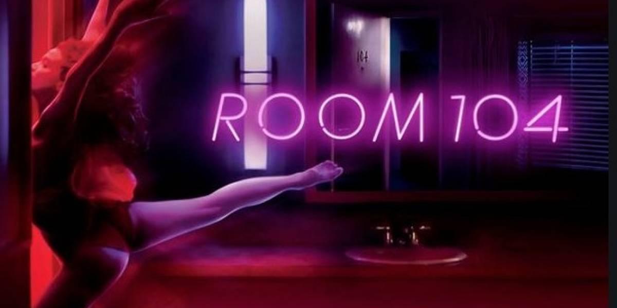Angie Cepeda hace parte de la tercera temporada de 'Room 104'
