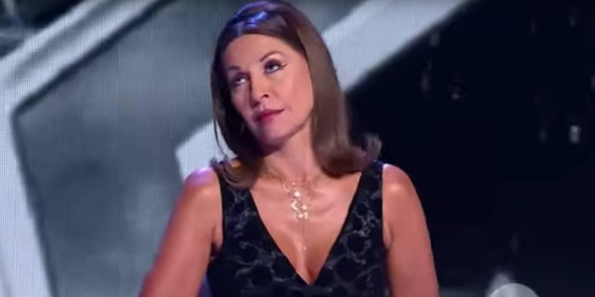 """Le dan palo a Amparo Grisales por """"error"""" en 'Yo me llamo'"""